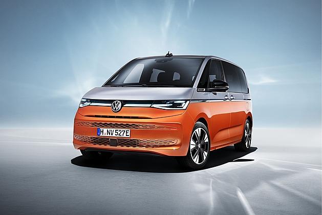 VW osamostatnil Multivan. Nově má hybrid a chytré vynálezy