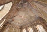 Na Nové radnici v Brně restaurátoři odkryli torzo celé barokní fresky v sále radních