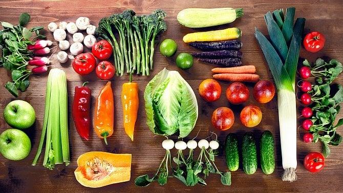 10tipů, jak dostat ovoce a zeleninu do jídelníčku