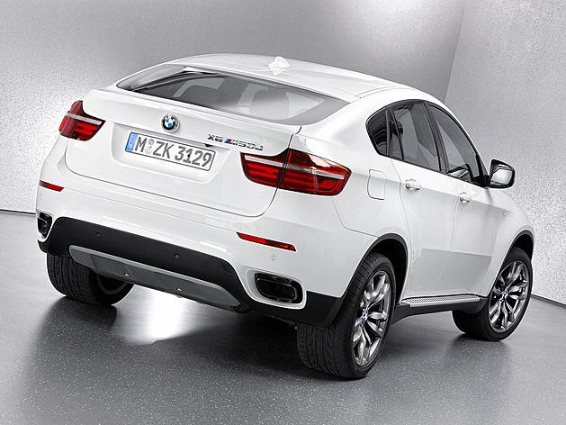 BMW X6 není pro každého. Ojetinu shánějte bez zbytečných drahých složitostí