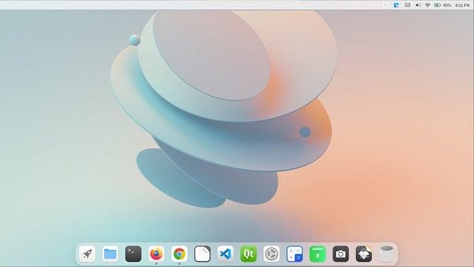 CuteFishOS súplně novým prostředím, ThinkPad X1 dostupný sLinuxem