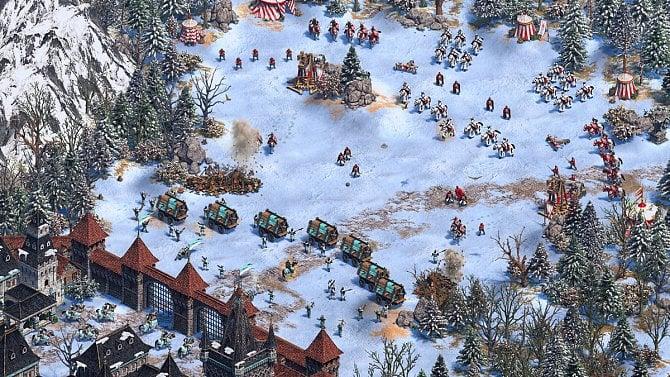 Do Age of Empires 2 dorazí Jan Žižka a zahrajeme si kampaň za husity