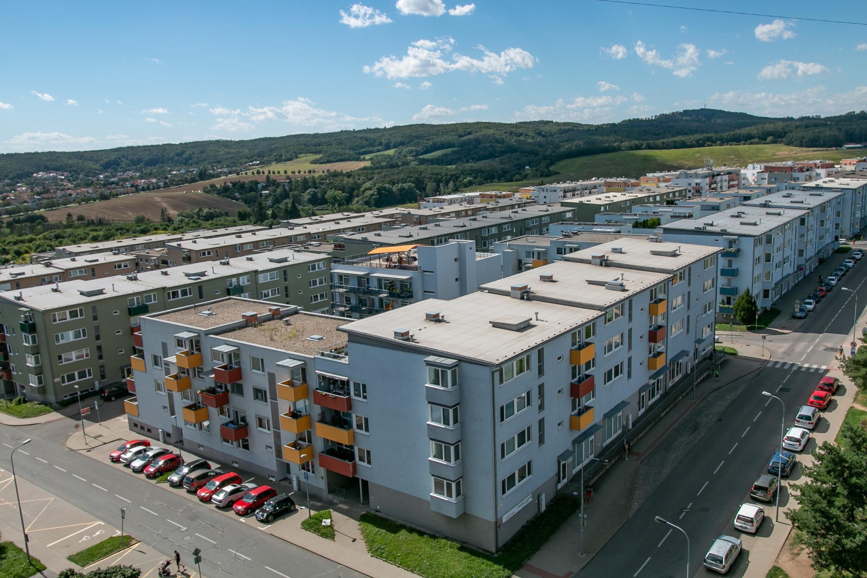Na změně územního plánu vBrně vydělá iúřednice, která jej kreslí. Její pozemky se několikanásobně zhodnotí
