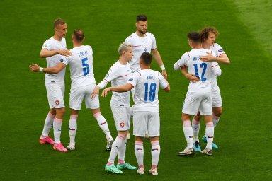 Skotsko - Česko. Fotbalisté zahajují Euro se stejnou sestavou jako v generálce