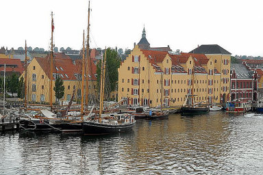 Stoupající hladina moře znehodnocuje nemovitosti a ohrožuje hypotéční trh v Dánsku, varuje tamní centrální banka