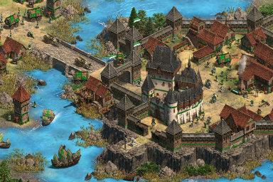 Vozová hradba, houfnice a Jan Žižka v kultovní videohře. V Age of Empires 2 půjde po dvaceti letech hrát za Čechy