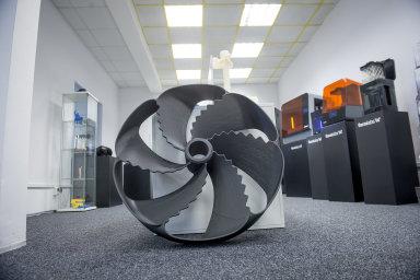 3D tisk v Česku není jen Průša. Masivně roste i prodejce průmyslových tiskáren 3Dwiser