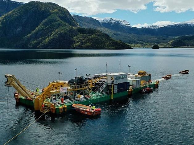 Británii a Norsko spojí nejdelší kabel světa. Pomůže i ke snížení emisí