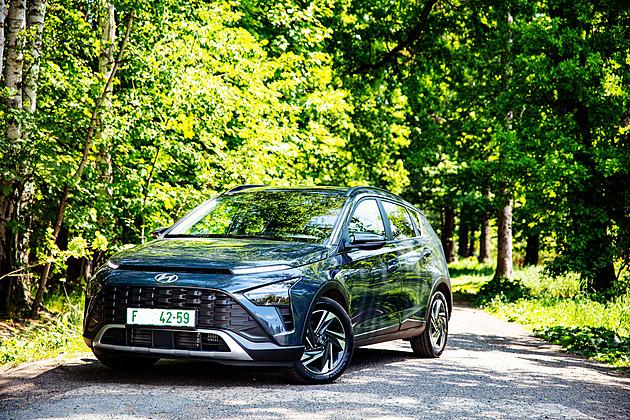 Hyundai Bayon bude hvězdou českých sídlišť. Je jednoduchý, líbivý, příjemný