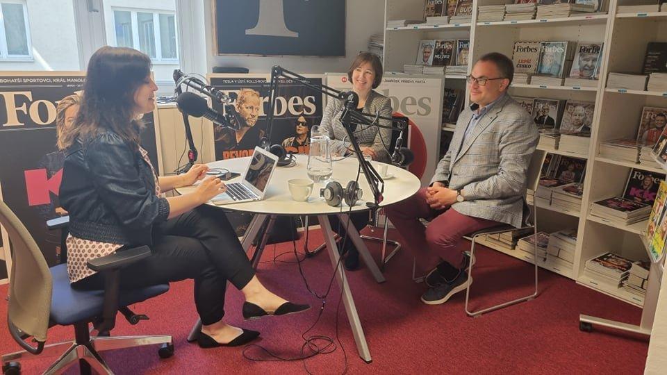 Mistrovství chce čas, říkají vpodcastu spolumajitelka Hodinářství Bechyně ašéf České filharmonie