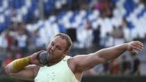 ŽIVĚ: Atletický mítink Kladno hází. Koulař Staněk přišel o místní rekord