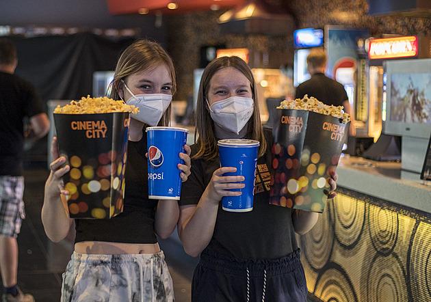 OBRAZEM: Koncerty, divadla, kina. Minulý týden se kultura konečně nadechla