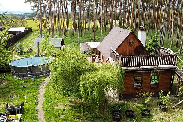 Parádní chaty na skvělých místech ukojí vaši touhu po bydlení v přírodě