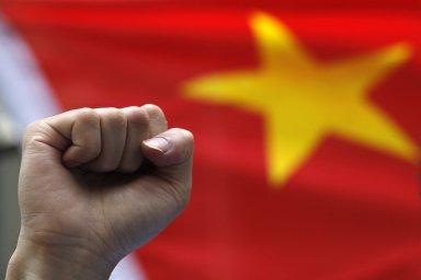 """Peking obvinil NATO z """"mentality studené války"""". Zveličujete čínské hrozby, reaguje na závěrečné usnesení summitu"""