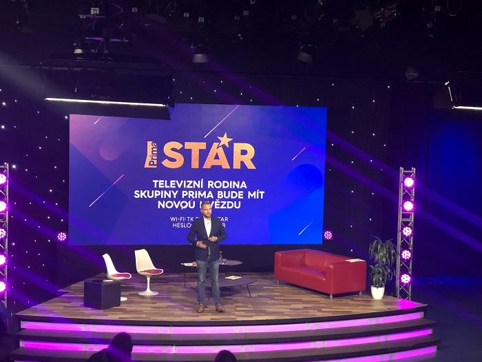 Prima Star zahájila, za první den dosáhla 0,4 %