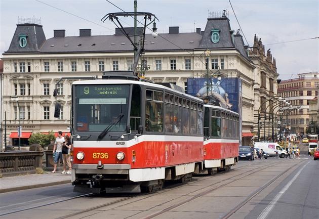 V pražské MHD skončí provoz tramvají T6A5, poprvé vyjely před 25 lety