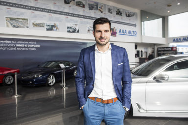 Vlastník AAA Auto zamíří po Německu i do Francie či Itálie. Sází na on-line prodej a kontejnerové pobočky