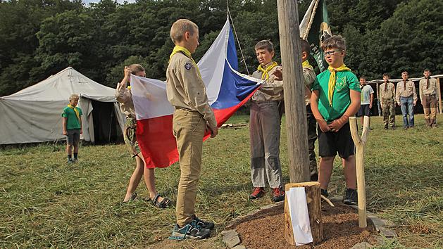 Vojenský újezd Ralsko poslouží dětem. Skauti v něm plánují národní základnu