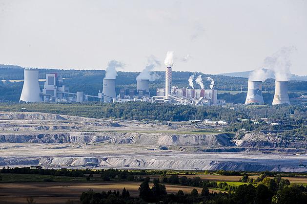 Za každý den těžby v Turówu 127 milionů pokuty, chce Česko po Polsku