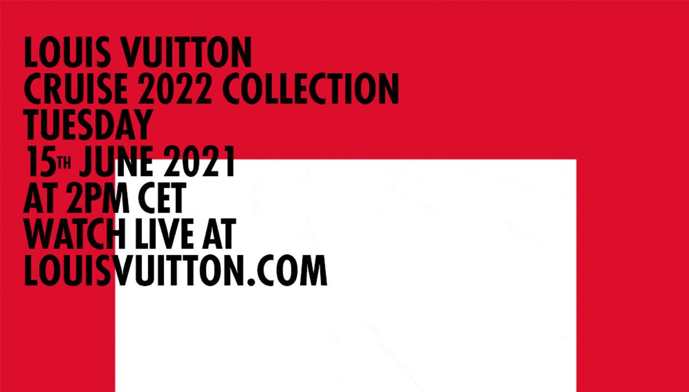 Živě: Louis Vuitton Cruise 2022