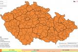Přívalové deště, krupobití a vítr. O víkend zasáhnou Česko další silné bouře