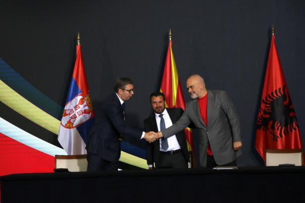 Balkánské země si za hranicemi EU vytvoří vlastní minischengen