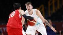 Jízda Slovinců při premiéře na Hrách pokračuje, ve čtvrtfinále jsou i Španělé